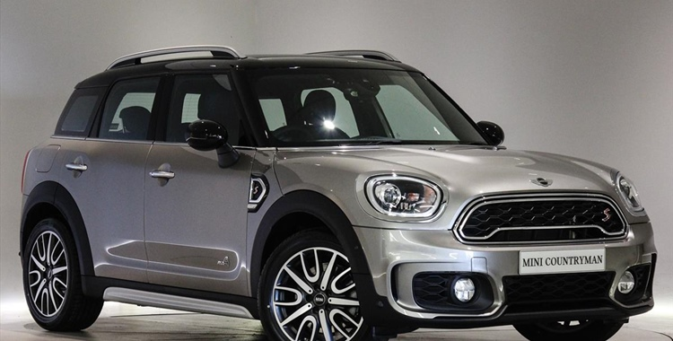 Mini Countryman One D (Diesel)